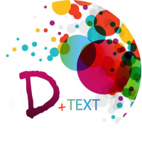 текст+дизайн